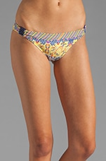 Water Dragon Siren Bikini Bottom in Multi