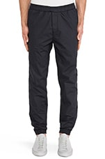 Marvin Canvas Poplin Pant in Dark Navy