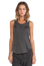 Lucia Tank in Destroy Black