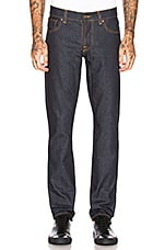 Nudie Jeans Grim Tim in Dry Open Navy