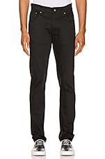 Nudie Jeans Grim Tim in Ever Black