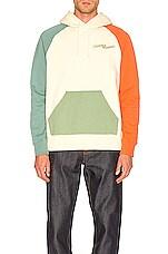 Nudie Jeans Marcus Hoodie Colors in Multi