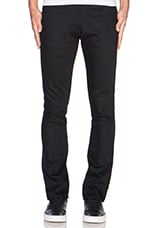 Slim Jim in Org. Dry Black