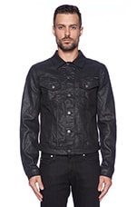 Perry Jean Jacket in Back to Black