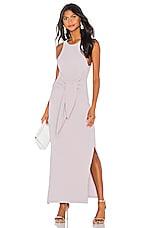 Nanushka Mame Dress in Lilac