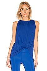 Nylora Parker Top in Cobalt