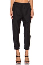 Panel Pant in Black