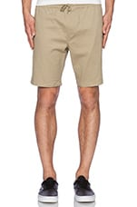 Legacy Short in Khaki