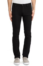 Juvee II Denim in Black