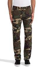 Quality Dissent Recon Pant in Field Camo