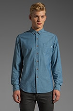 Elden Shirt in Indigo