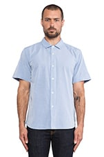 Dissent Chambray Button Down in Blue