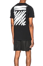 OFF-WHITE EXCLUSIVE Short Sleeve Tee in Black