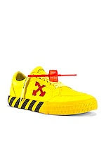 OFF-WHITE Low Vulcanized in Yellow & Red