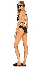 OFF-WHITE Cross One Piece in Black