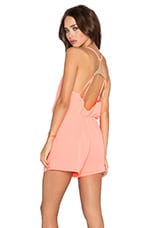 COMBISHORT PLAYSUIT