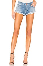 One Teaspoon Bandits Denim Short in Hollywood