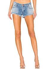 One Teaspoon Bonita Low Waist Short in Hollywood