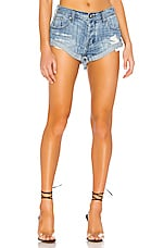 One Teaspoon Bandits Short in Original Blue