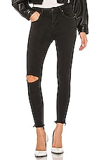 One Teaspoon Freebirds II Skinny in Black Swan