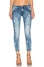 JEAN CROPPED FREEBIRD II