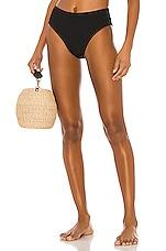 onia Sabrina Bikini Bottom in Black