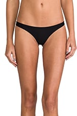 Second Skin Extreme Thong in Black