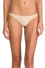 Second Skin Extreme Thong in Nude