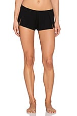 Sleep Shorts in Black