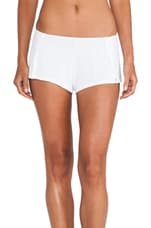 Sleep Shorts in White