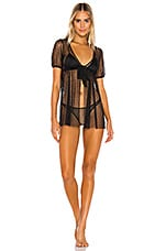 Only Hearts Coucou Lola Baby Doll Set in Black