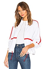 ON PARLE DE VOUS Joko Sweater in Blanc