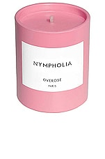 OVEROSE Nympholia Candle in Pink