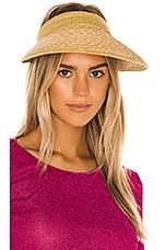 Oseree Ibiza Hat in Natural