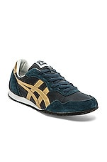 Onitsuka Tiger Serrano in Navy & Gold