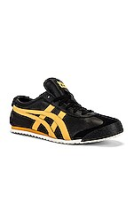 Onitsuka Tiger Mexico 66 in Black & Honey