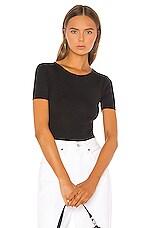 OW Intimates Rosa Bodysuit in Black