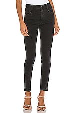 PAIGE Margot Ankle Skinny in Midnight Star