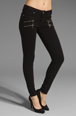 Denim Edgemont Skinny in Black