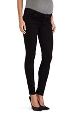 Verdugo Ultra Skinny Maternity in Black