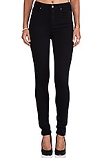 Denim Margot Ultra Skinny in Black Shadow