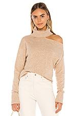 PAIGE Raundi Sweater in Camel