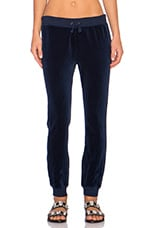 PANTALON SWEAT VELOURS BETSEE