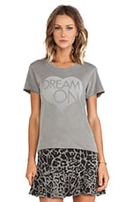 Distressed Crew in Dream On Grey