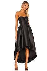 Parker Black Roxanne Dress in Black