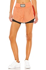 P.E Nation Cornerman Short in Peach