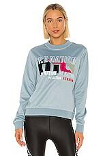 P.E Nation Flex It Sweatshirt in GSM