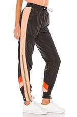 P.E Nation Cutshot Pant in Black