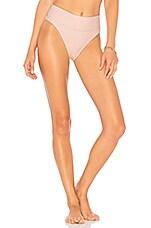 Peony Swimwear Hi Cut Pant Bikini Bottom in Petal