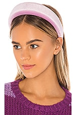 petit moments Serena Padded Headband in Pink